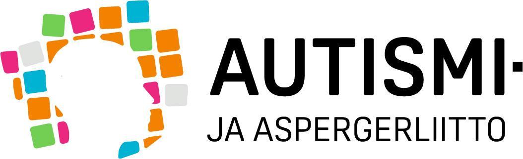 Autismi- ja Aspergerliitto-logo