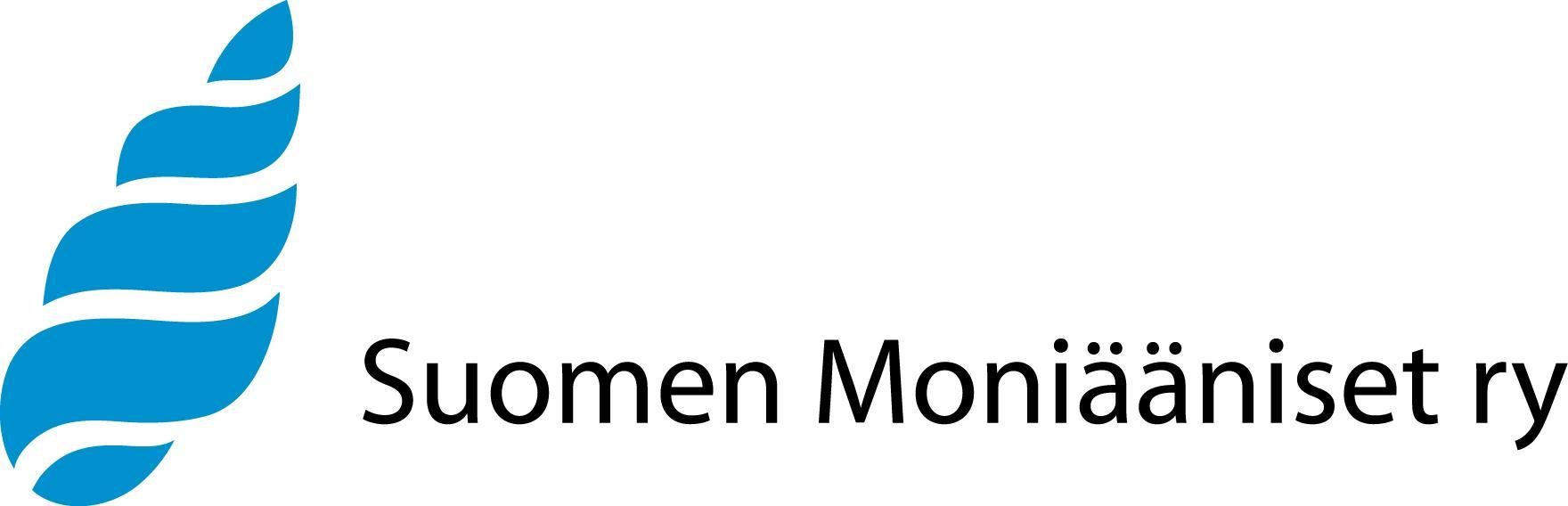 Suomen Moniääniset ry-logo