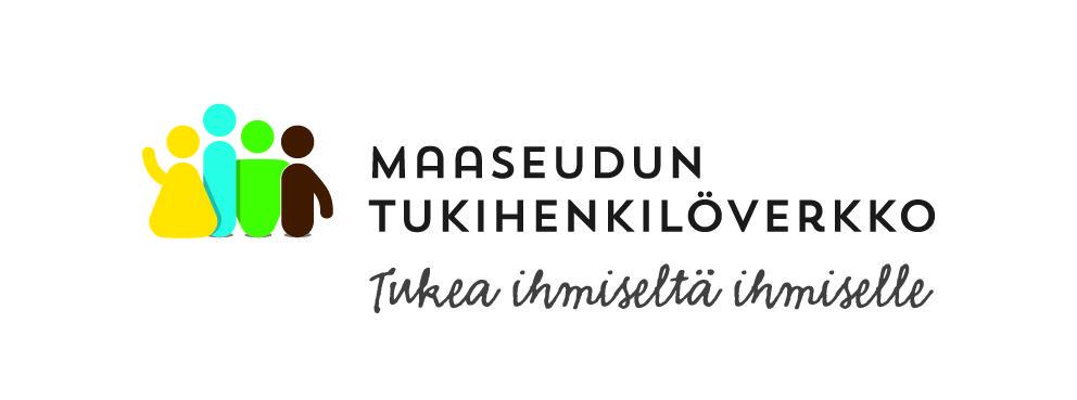 Maaseudun tukihenkilöverkko-logo